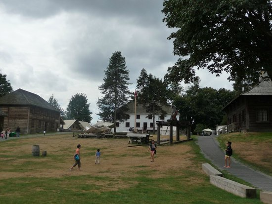 Fort Langley National Historic Site: Fort Langley