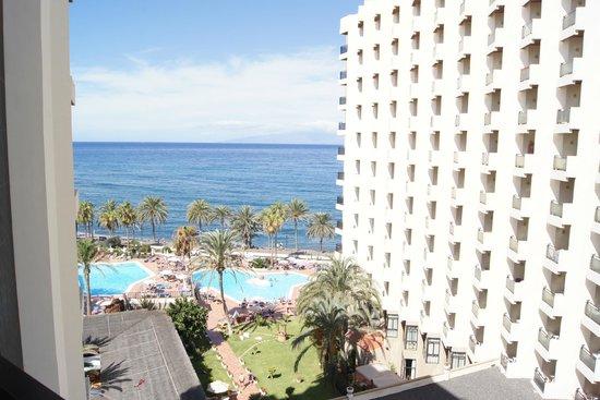 Sol Tenerife : Widok na ocean