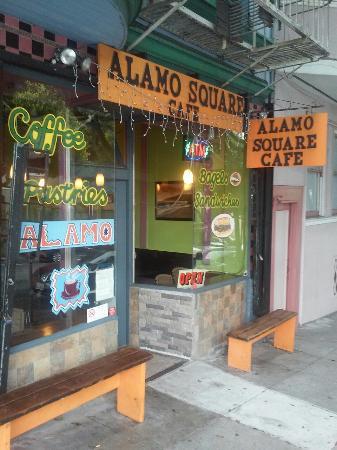 Alamo Square Cafe
