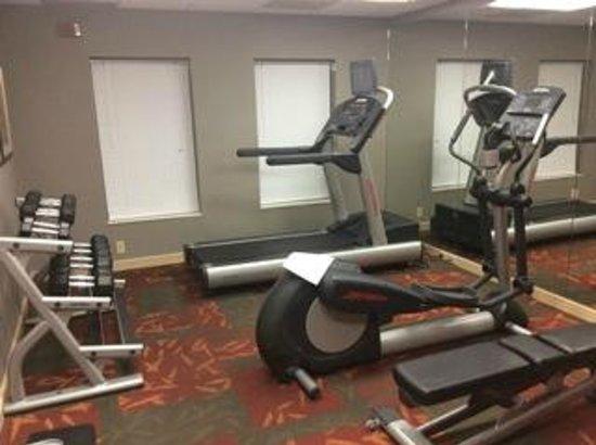 Residence Inn Williamsburg: Fitness center