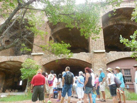 Fort Jefferson: Informative guide