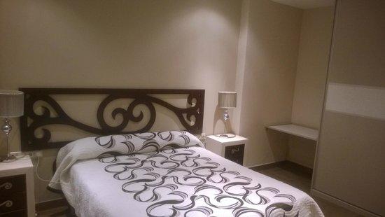 Hotel Los Jeronimos: номер
