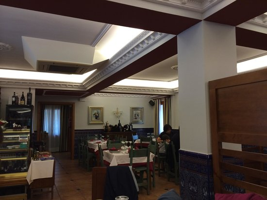 Restaurante casa cirilo en cercedilla - Casas en cercedilla ...