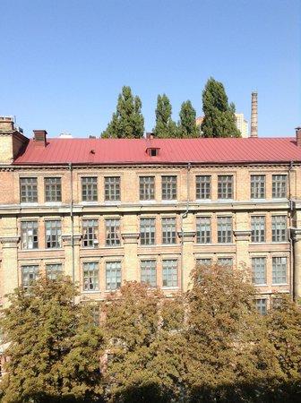 ALFAVITO HOTEL : The view!