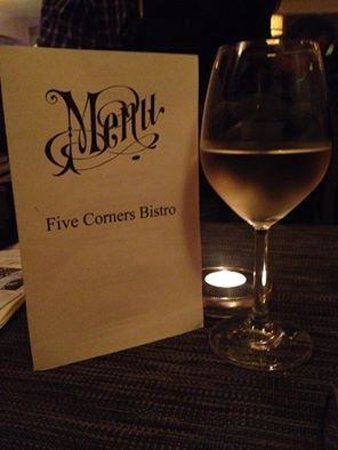 Five Corners Bistro : Smooth Wednesdays