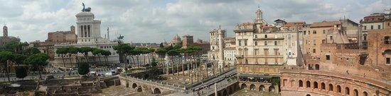 Mercati di Traiano - Museo dei Fori Imperiali : La Grande Bellezza