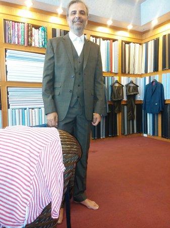 La Moda suits: smart suits