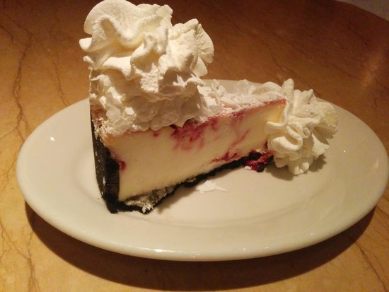 The Cheesecake Factory: yumness! 19 September 2014
