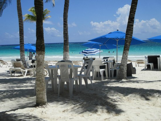 El Paraiso Tulum Beach Club Restaurant