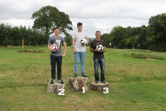 Cornwall Football Golf: And the winner is....