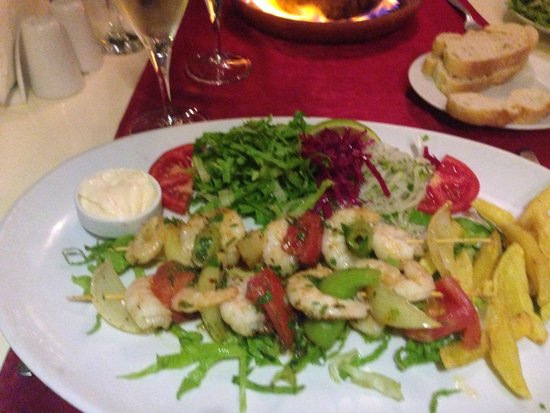 ISOS KITCHEN : Lovely meal