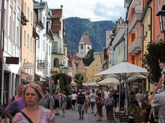 Füssen Altstadt: Füssen 3