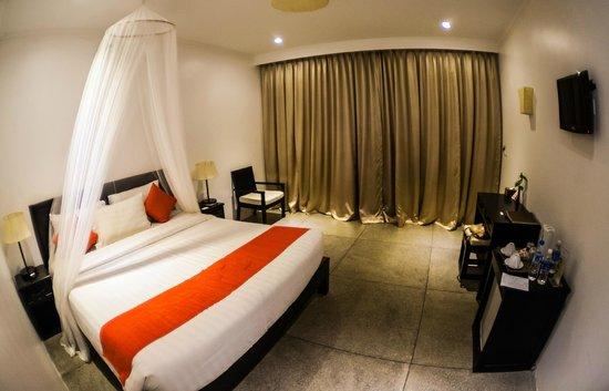 Kiri Boutique Hotel: Номер на первом этажа