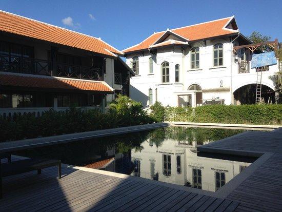 Ansara Hotel: Pool Side