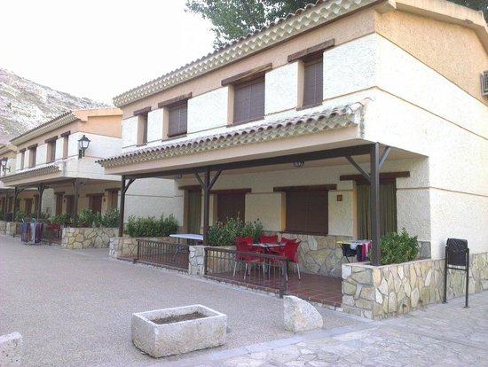 Casas Rurales Los Olivos: Casas