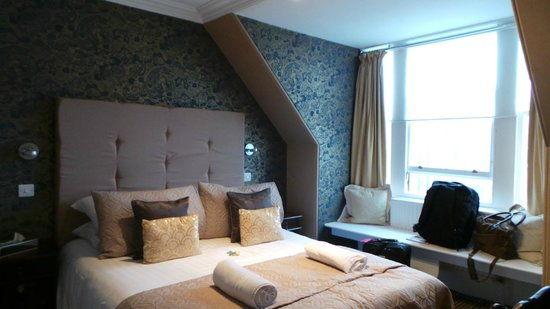 Albyn Townhouse: Gorgeous room