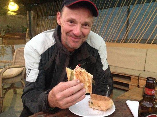 The Hideaway: Cubano Sandwich