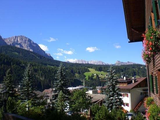 Romantic & Family Hotel Gardenia - Gardenahotels: Vista dall'Hotel