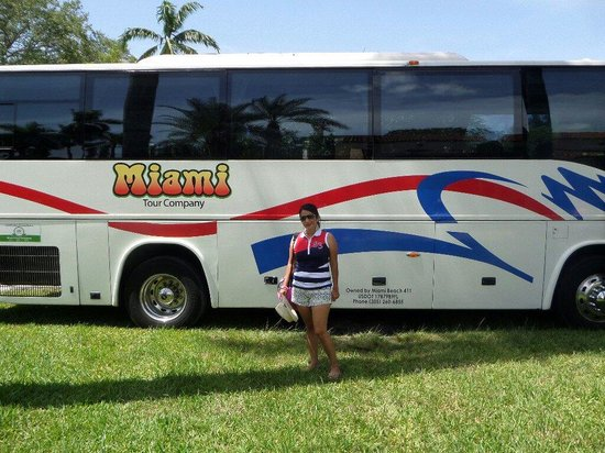 Miami Tour Company: Vanessa Riofrio en Tour Sep.2014