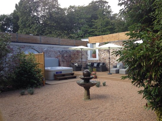 Longueville Manor: Mini spa