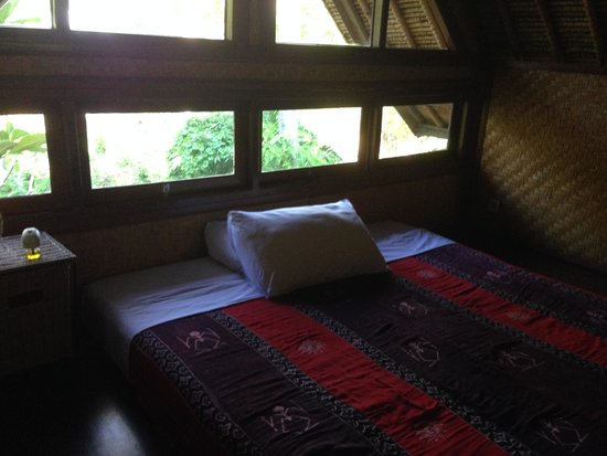 Santai Hotel Bali : Upstairs