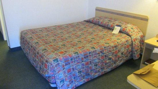 Motel 6 Green River: Bed