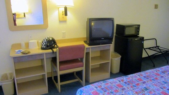 Motel 6 Green River : View of room