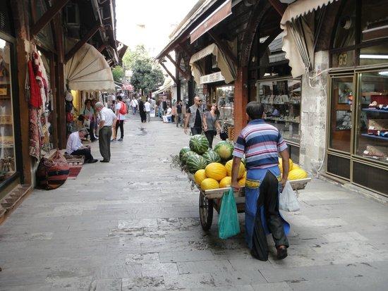 Arasta Bazaar: Базар Араста Стамбул