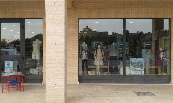Ripa, Włochy: Il nostro negozio