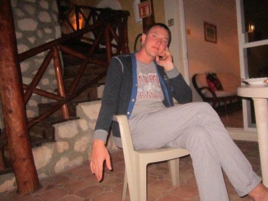 Hotel La Joya: Расслабон