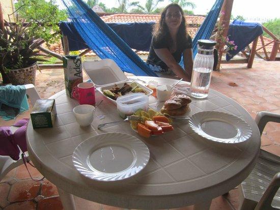 Hotel La Joya: Потрясающий гамак