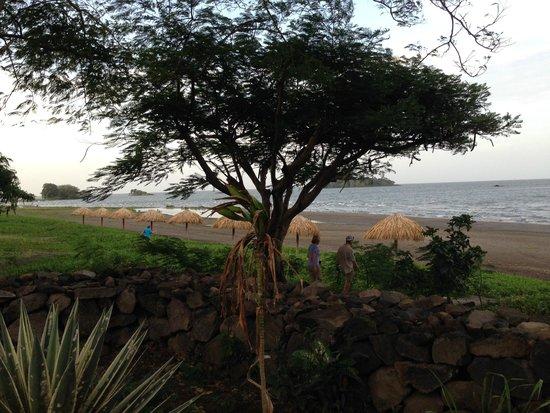 Finca San Juan de la Isla: Your own beach