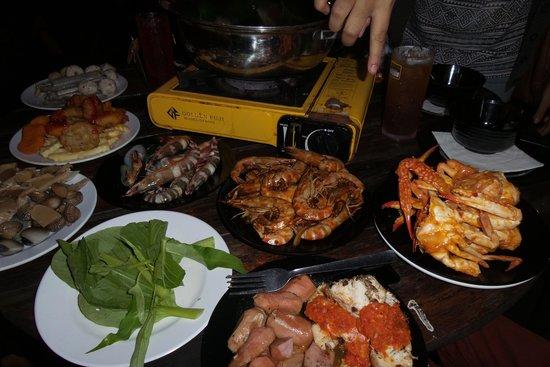 Restoran Shabu Shabu & Stimbot