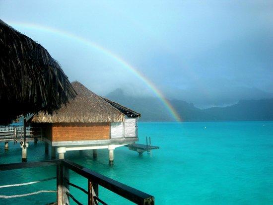 InterContinental Bora Bora Resort & Thalasso Spa : Arc En Ciel