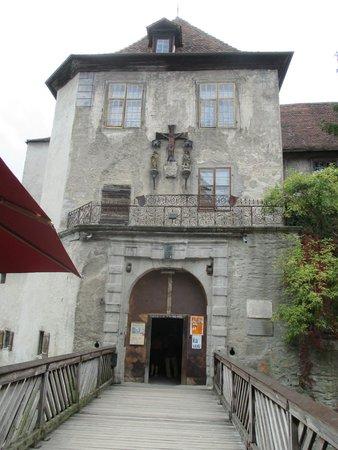 Burg Meersburg Castle: Burg