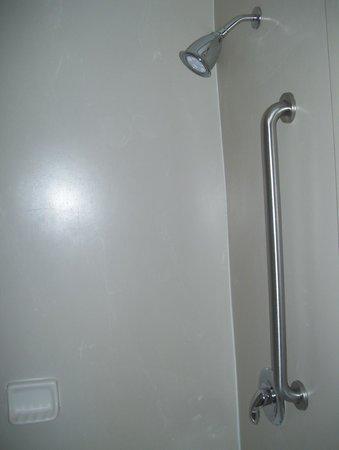 Fairfield Inn Burlington Williston: shower