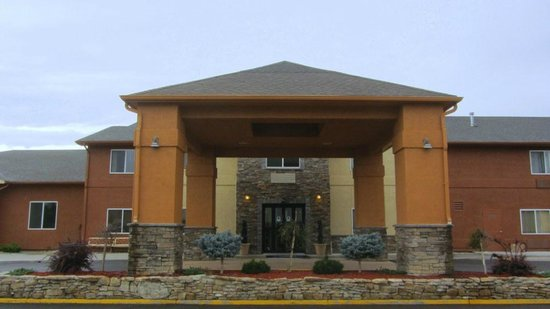 Best Western Canon City: entrance