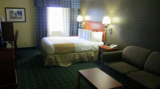 Best Western Canon City: Wonderful room