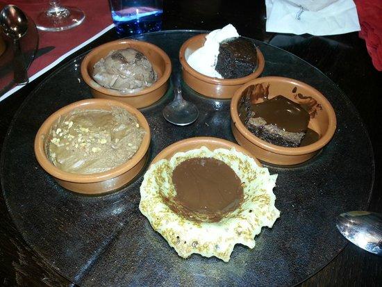 Hippopotamus: Great dessert!