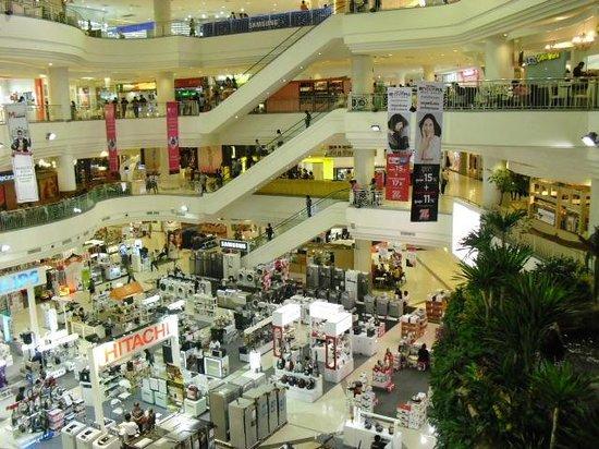 The Mall Bangkapi : 、