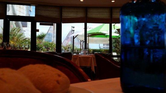El Corte Ingles: El corte inglés a la carte  roof  terrace  restaurant