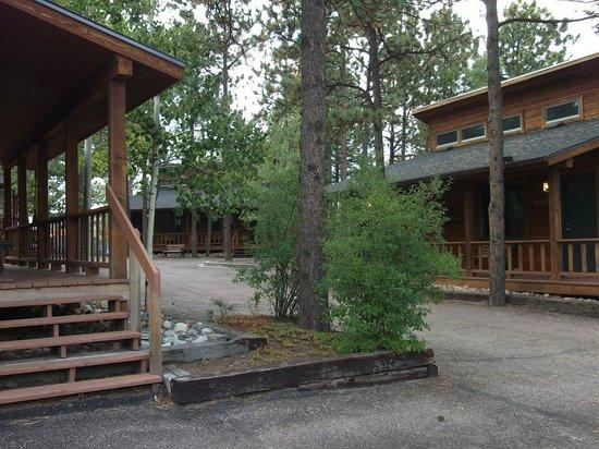 Bristlecone Lodge: Bristlecone Cabins