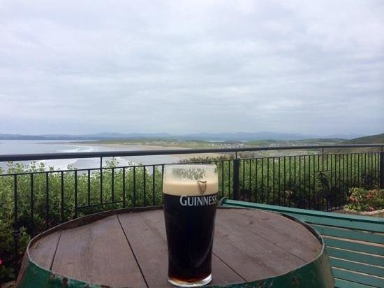Smugglers Creek Inn : Nice Pint o Stout