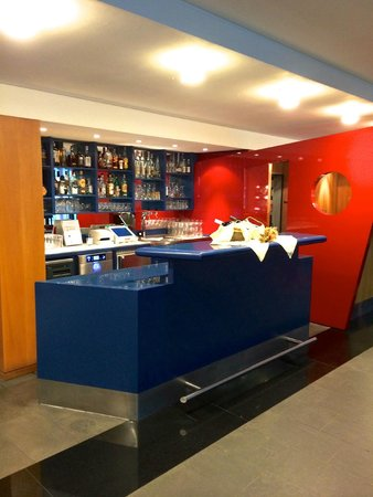 Carat Hotel Erfurt: Bar / Reception