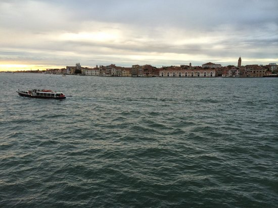 Generator Hostel Venice: View from private room