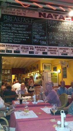 Natalie's: Restauranten