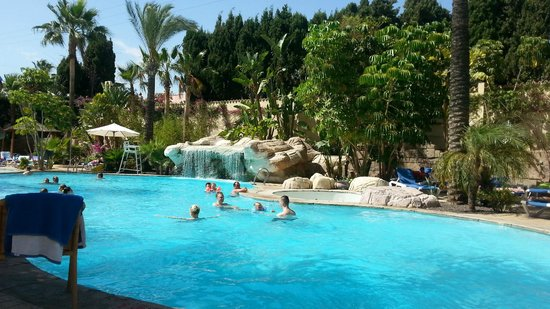 Albir Playa Hotel & Spa: pool