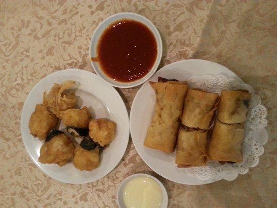 Red Star Restaurant Pte Ltd : Tim sum