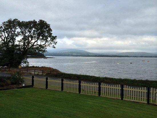 Harbour View: View from the front door
