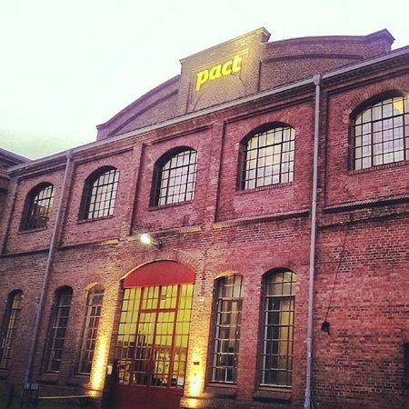 Zeche Zollverein Essen: Pact Zolleverein